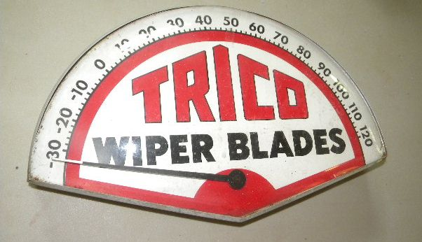$OLD Trico Thermometer