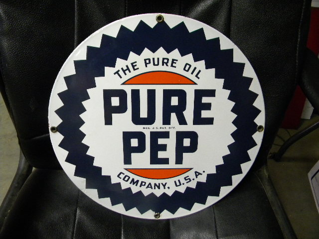 $OLD Pure Pep 15 Inch SSP