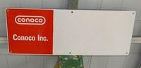 $OLD Conoco Porcelain Sign