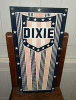 $OLD Dixie Pump Sign