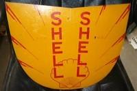 $OLD Shell Cardboard DBL Sided