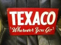 $OLD Texaco SST Sign