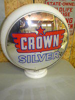 $OLD Crown Silver on Repo White Ripple Body