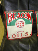 $OLD Beacon PPP Gas Pump Plates