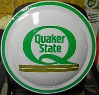 $OLD Quaker State Bubble Sign