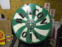 $OLD Beacon Oils DSP 30 Inch Sign