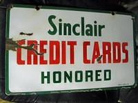 $OLD Sinclair Credit Cards DSP