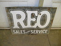 $OLD REO Sales & Service DSP Sign