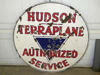 $OLD Hudson Service DSP Sign