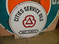 $OLD Cities Service w/ Red DSP
